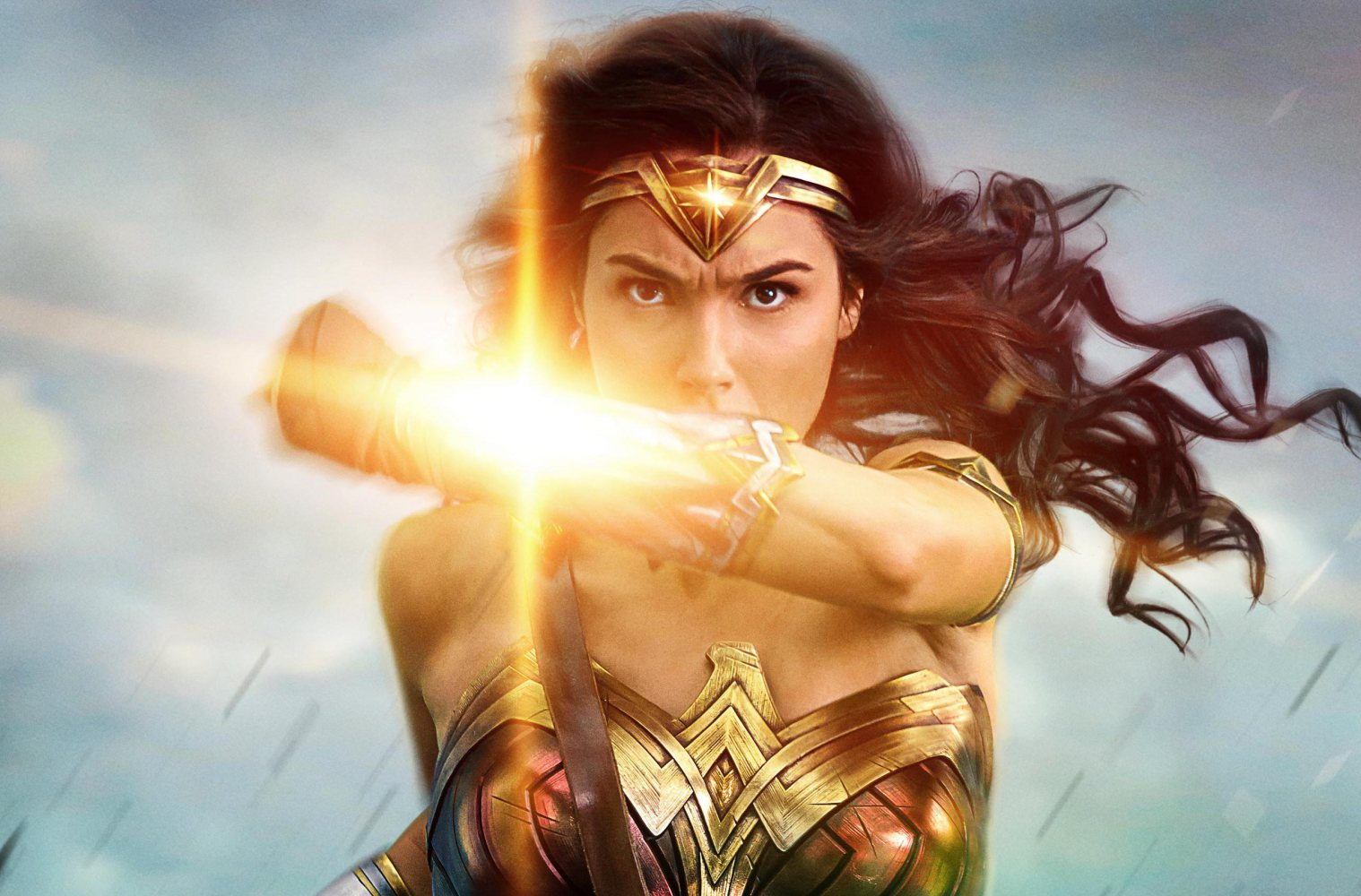 Wonder Woman: prima clip del nuovo film al cinema in giugno 2017