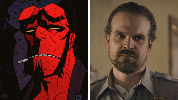 Reboot: annuncito Hellboy: Rise of the Blood Queen