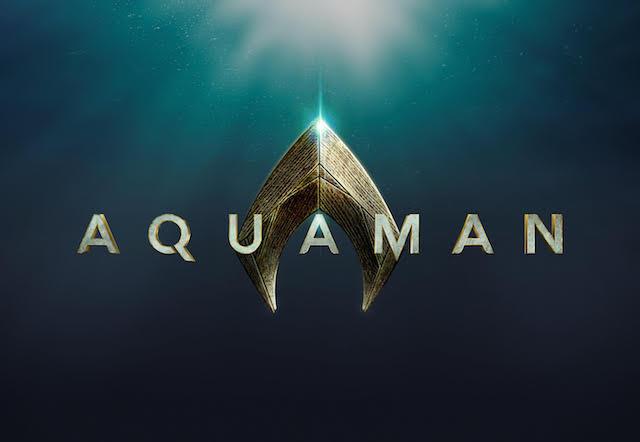 Ecco il logo ufficiale di Aquaman, iniziano ufficialmente le riprese