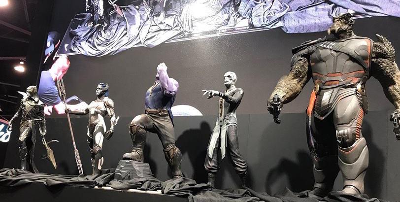 Avengers: Infinity War, Stan Lee dopo il lutto a sorpresa sul set