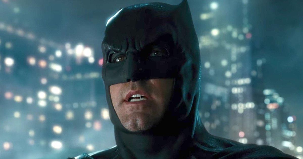 Justice League: Ben Affleck promette un Batman più simile ai fumetti
