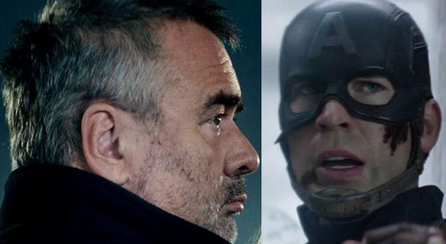 Luc Besson critica i cinecomic e chiama Captain America propaganda