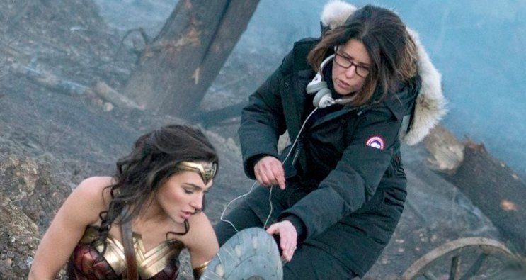James Cameron su Wonder Woman: