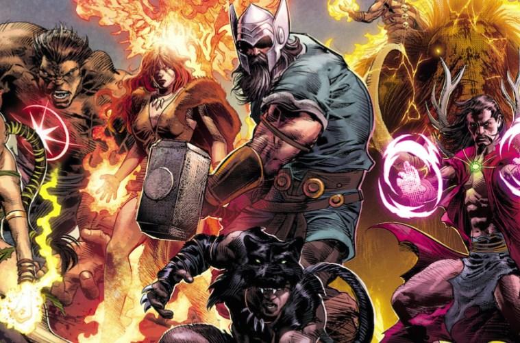 Avengers 1 000 000 Bc Marvel: Lo Speciale Marvel Legacy #1 Con I Vendicatori Del 1.000