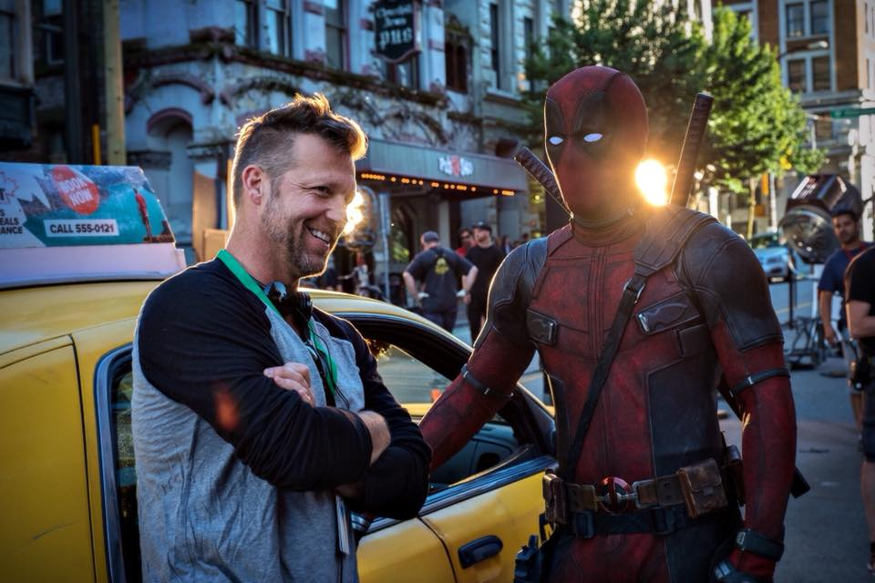 Riprese terminate per il cinecomic Deadpool 2, ecco una foto dal set