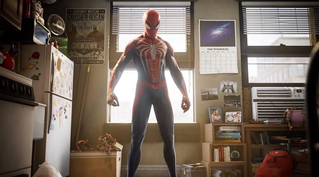 Spider-Man, ecco lo story trailer dalla Paris Games Week