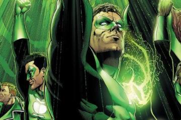 Green Lantern Corps Corpo delle Lanterne Verdi