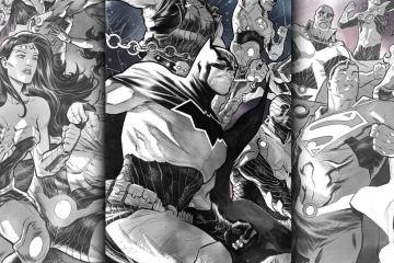 Justice League: No League