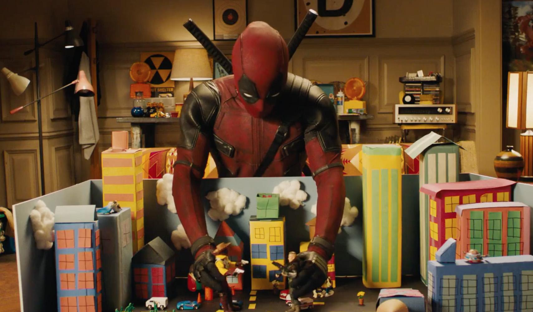 Ecco il nuovo trailer di Deadpool 2 doppiato in italiano!
