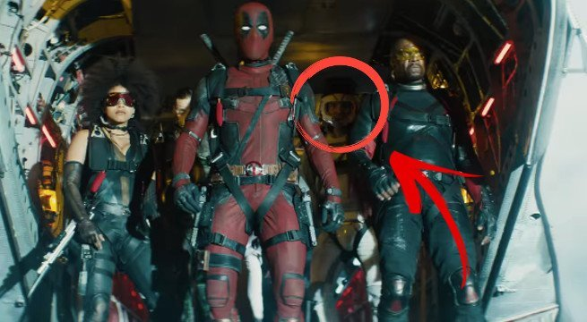 Online il trailer di Deadpool 2