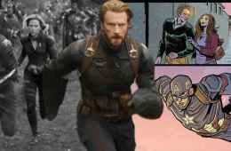 Avengers: Infinity War - Preludio