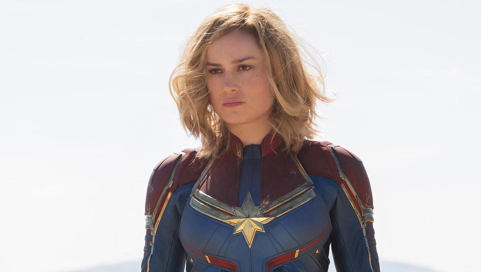 Captain Marvel: nuove immagini con Carol Danvers, Nick Fury e Ronan