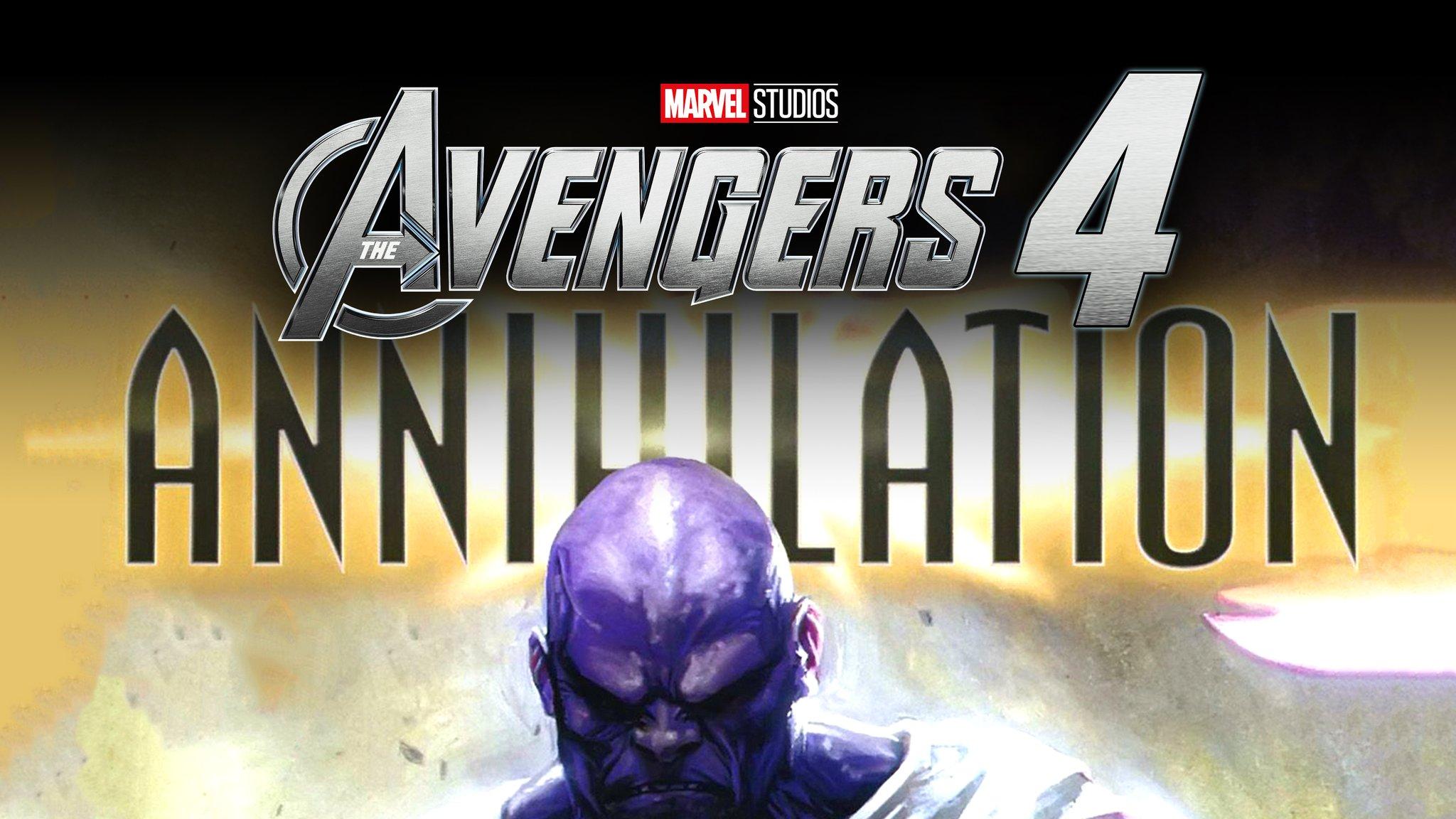 Avengers 4: un rumor svela il possibile titolo del film