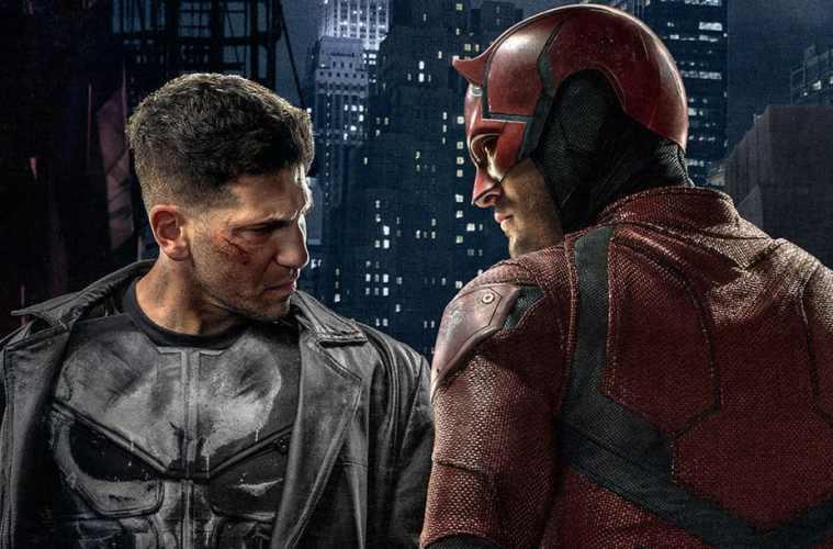Serie Marvel / Netflix 1