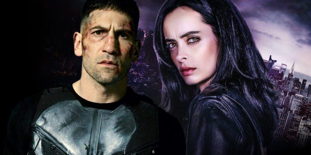 News Redazione 18/02/2019 Netflix cancella anche The Punisher e Jessica Jones