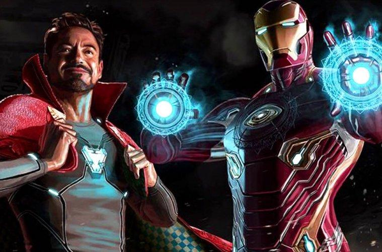Avengers: Infinity War: nuovi concept art di Tony Stark con la ...