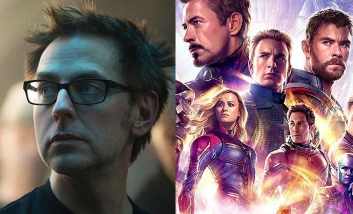 James Gunn Avengers