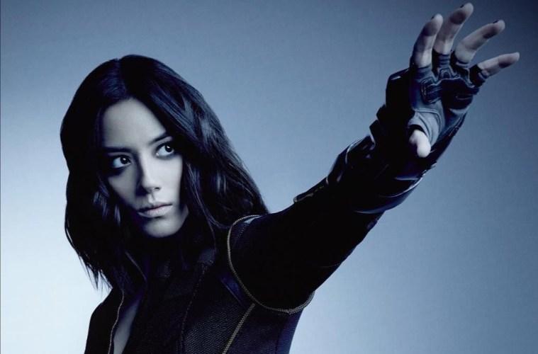 Agents of S.H.I.E.L.D. Chloe Bennet