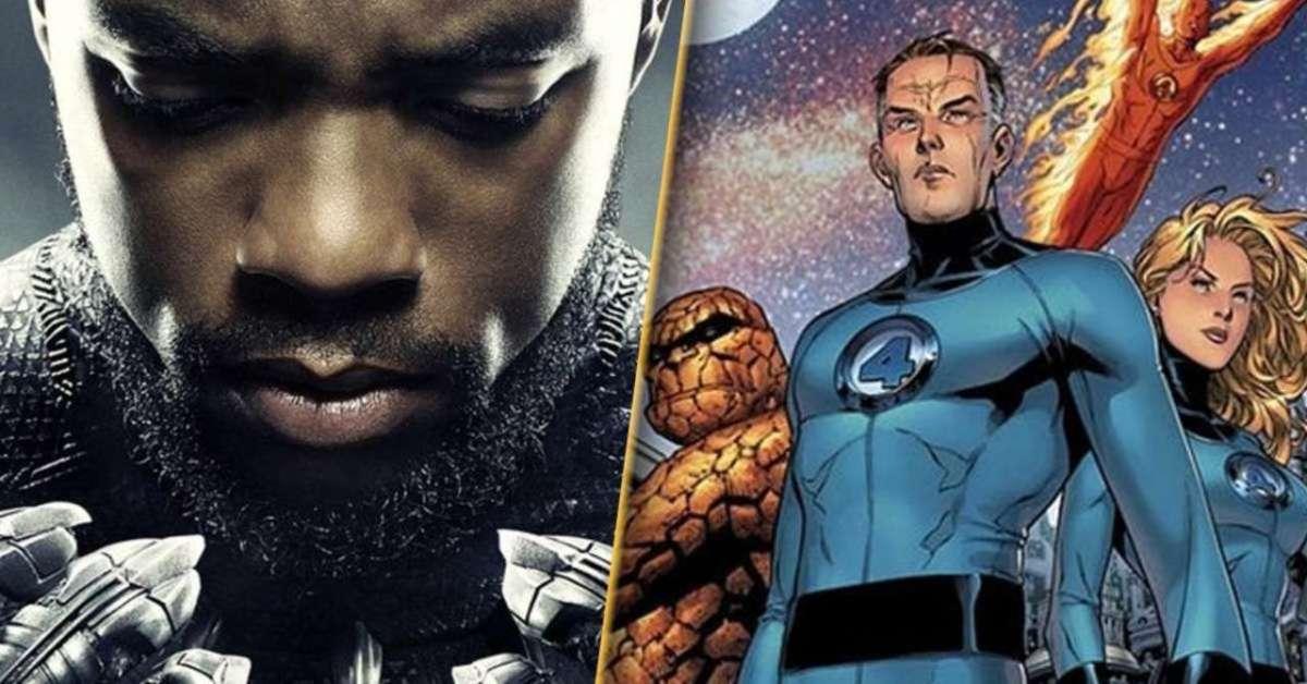 Fantastici 4 Black Panther