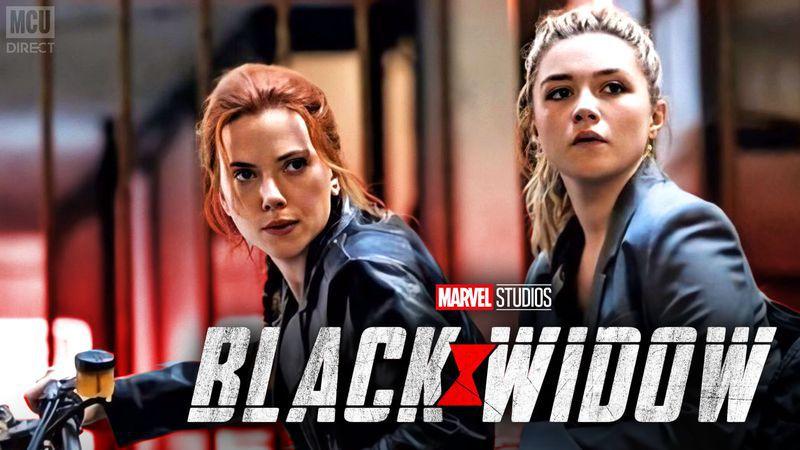 Black Widow Florence Pugh