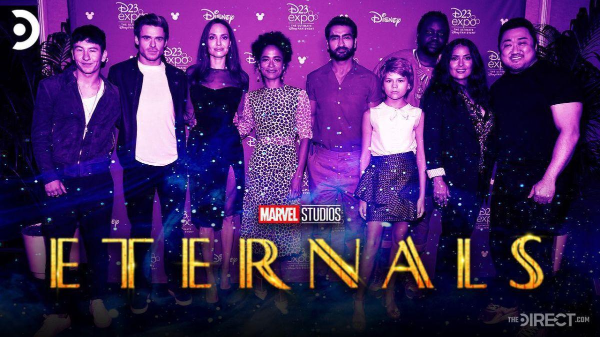 Eternals Harry Styles