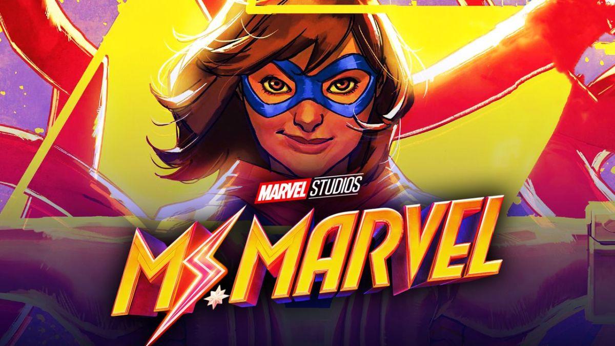 Ms. Marvel Marvel Studios Disney+