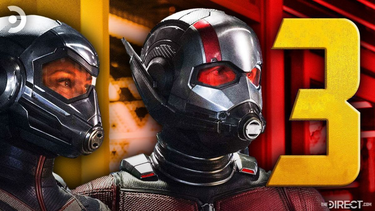 Ant-Man 3 Ant-Man and The Wasp - Quantumania