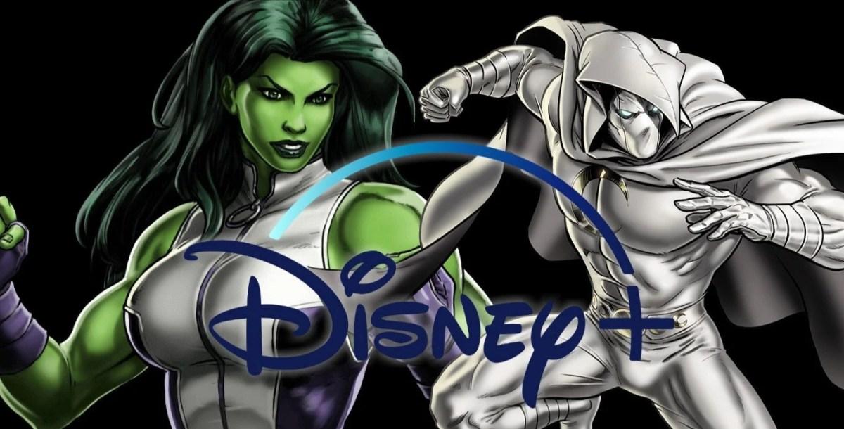 Kevin Feige She-Hulk Moon Knight