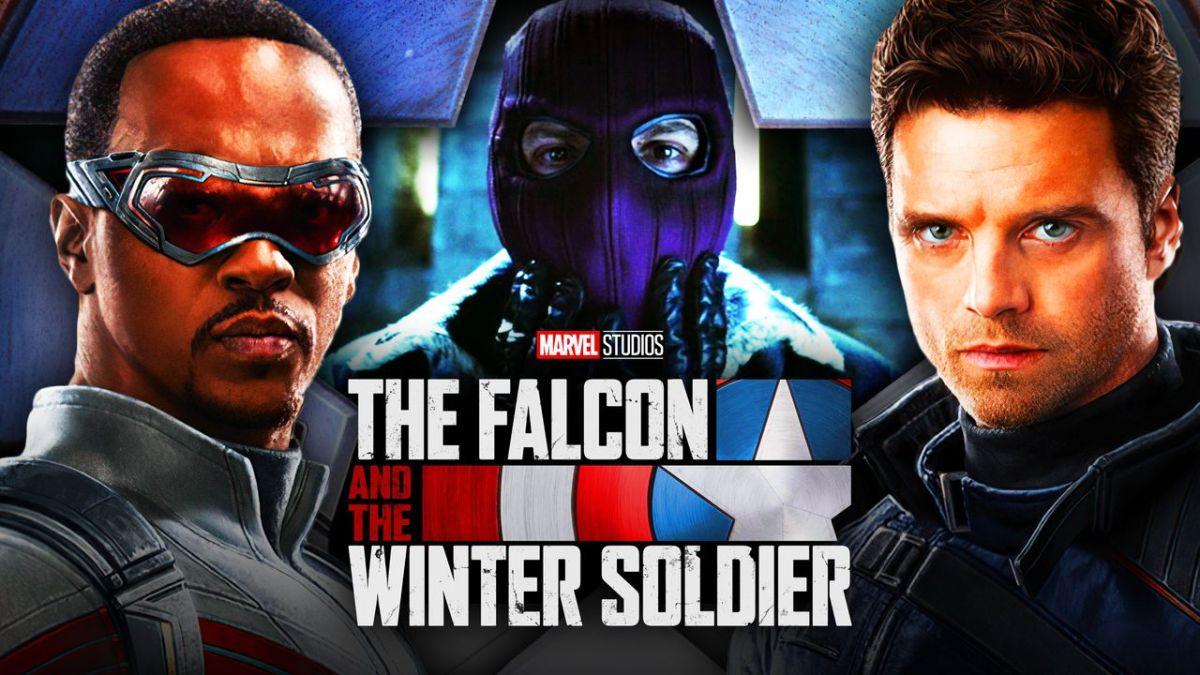 Falcon and The Winter Soldier Barone Zemo