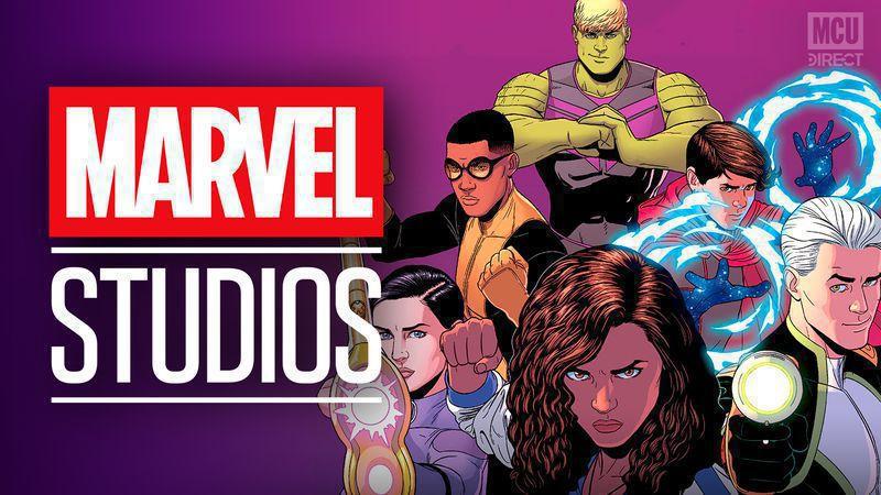 Marvel Studios Young Avengers