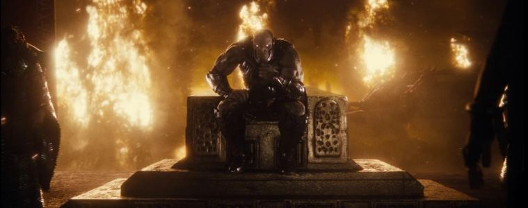 Zack Snyder Snyder Cut