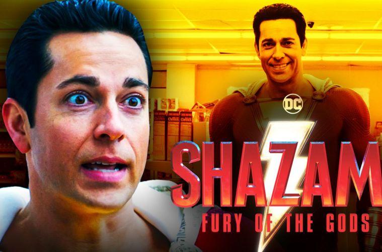 Shazam: Fury Of The Gods