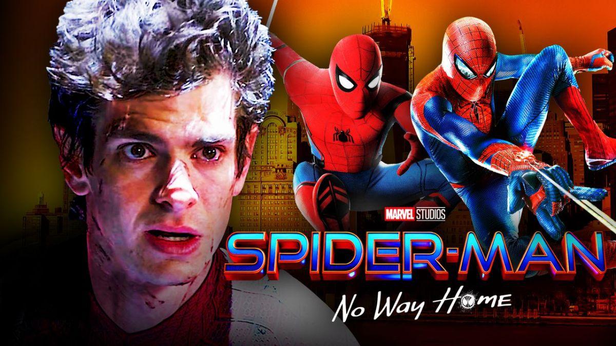 Spider-Man: No Way Home Andrew Garfield