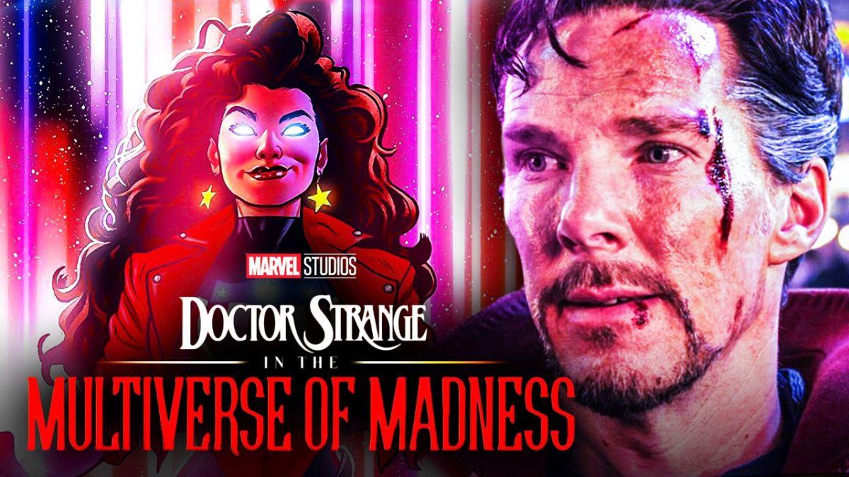 Doctor Strange 2 Xochitl Gomez