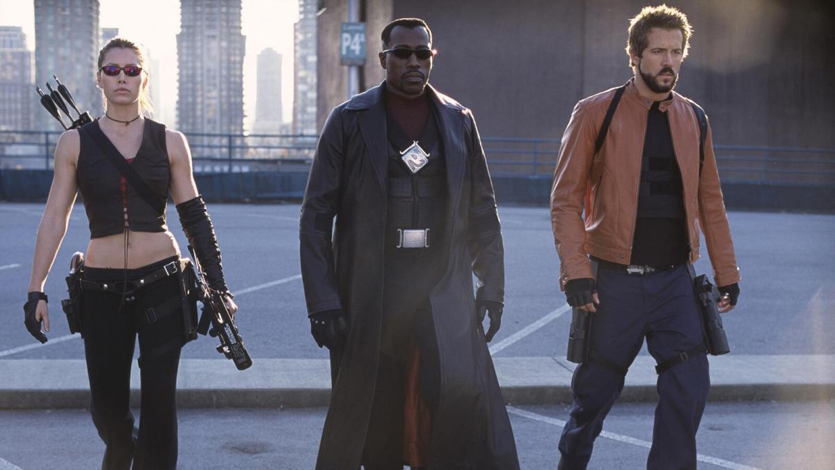 Blade: Trinity Wesley Snipes David S. Goyer