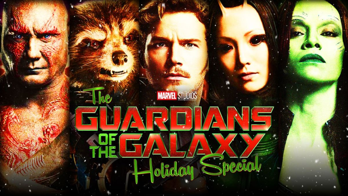 Guardiani della Galassia Vol.3 The Guardians of the Galaxy Holiday Special