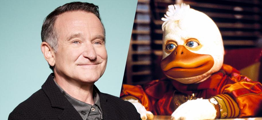 Howard il Papero Robin Williams