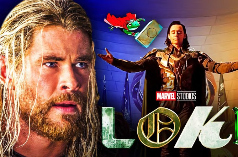 Loki Chris Hemsworth