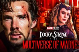 Doctor Strange In The Multiverse of Madness Namor