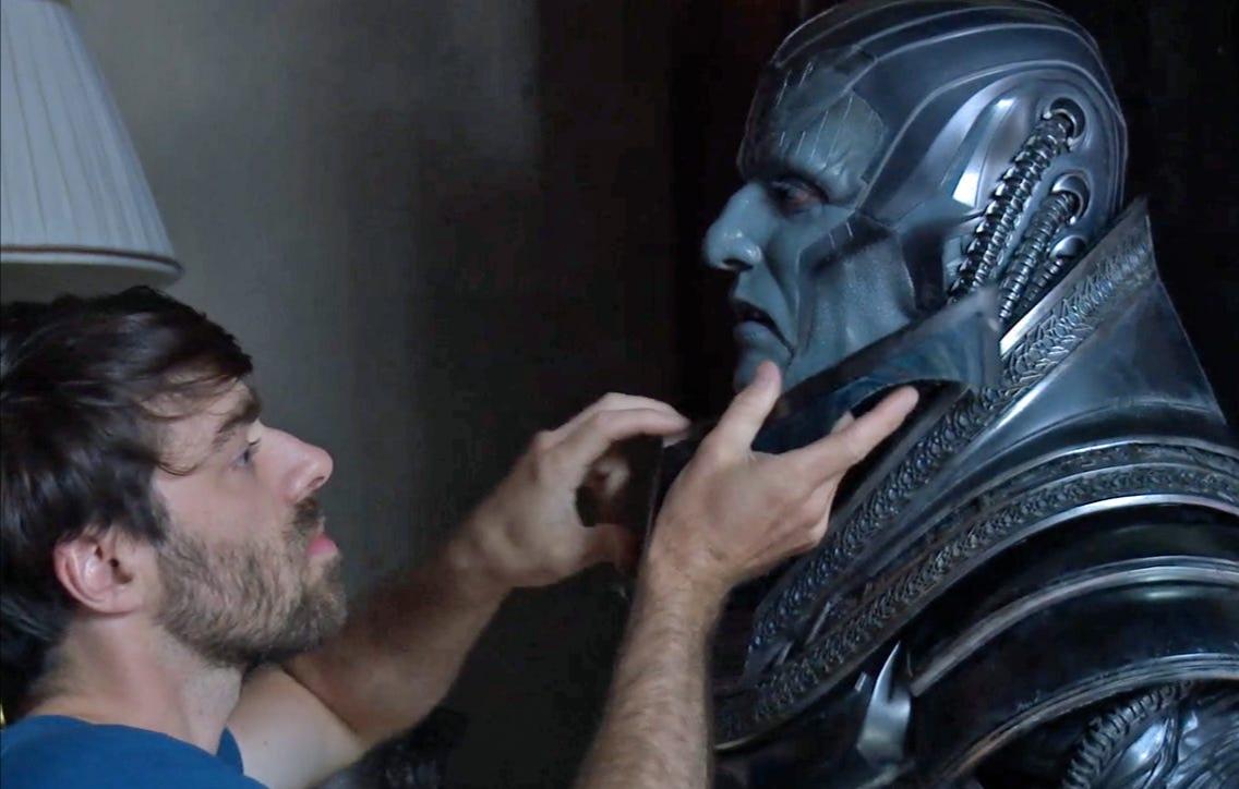 X-Men: Apocalisse Oscar Isaac