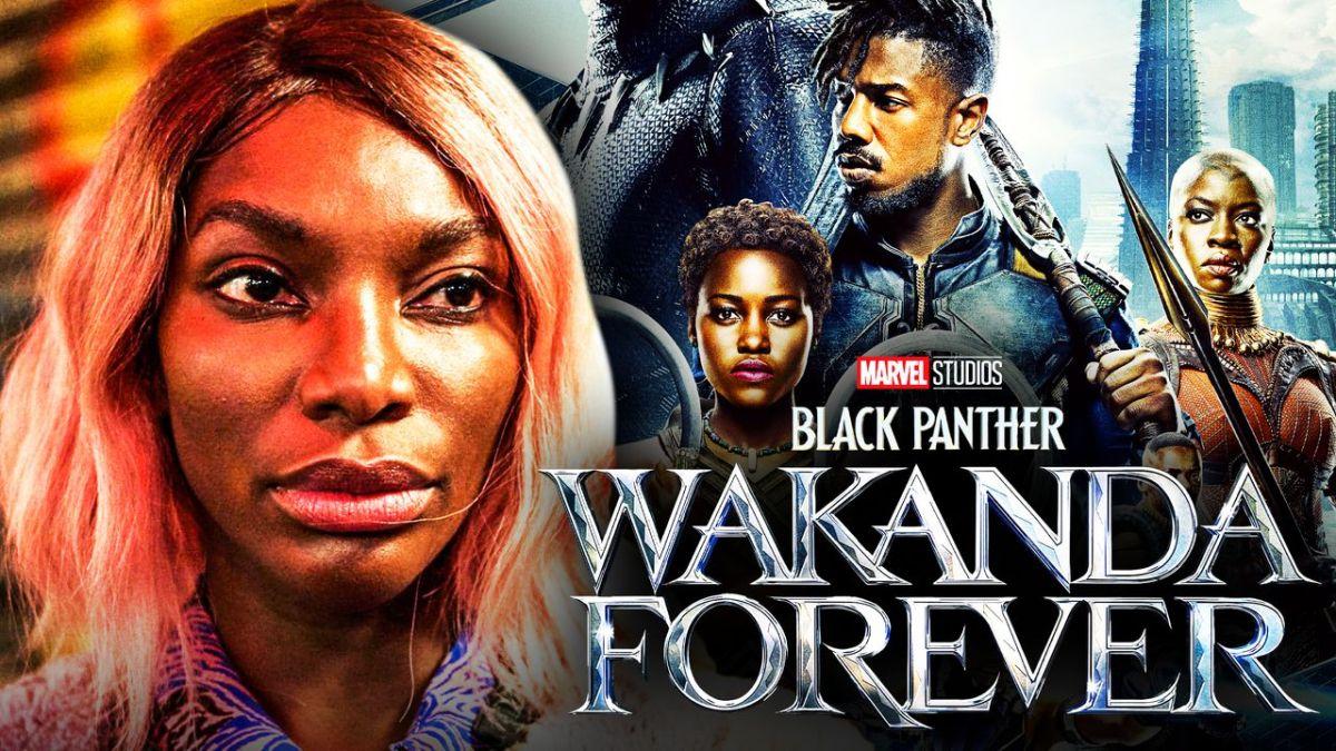 Black Panther: Wakanda Forever Michaela Coel