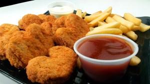 Alimentos famosos: los nuggets de pollo
