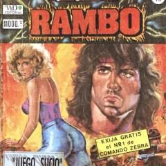 El extraño caso de… Rambo a la mexicana