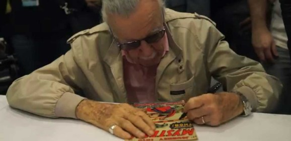 "La ""magia"" de conocer a Stan Lee"
