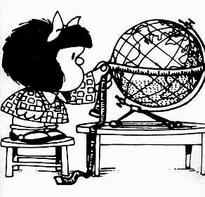 mafalda-geodesta