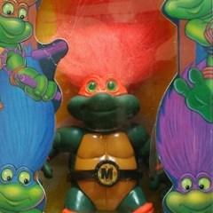 Las Tortugas Ninja: sus juguetes más raros
