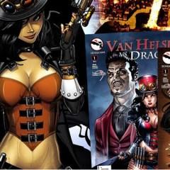 Van Helsing vs Dracula: entrevista con Patrick Shand