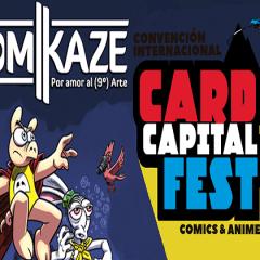 Trivia Comikaze: Gana tu entrada a la Card Capital Fest