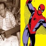 Steve Ditko: Hubo una vez un hombre vestido de araña