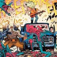 La Comicteca: Murder Falcon, de Daniel Warren Johnson